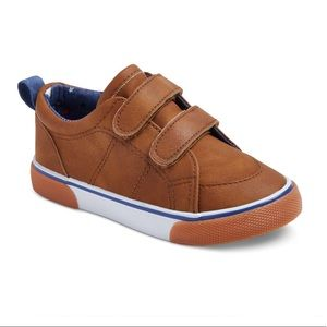 Toddler Boys' Marty Double Strap Sneakers - Tan